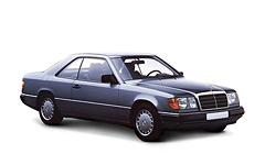 Mercedes-Benz E-klasse Coupe (C124)
