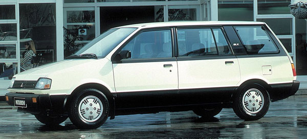 Mitsubishi Space Wagon (D0_W)