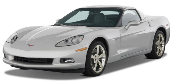 Chevrolet Corvette Coupe (Z06/C6)
