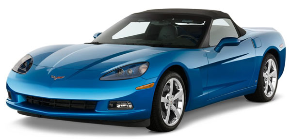 Chevrolet Corvette Convertible (Z06/C6)
