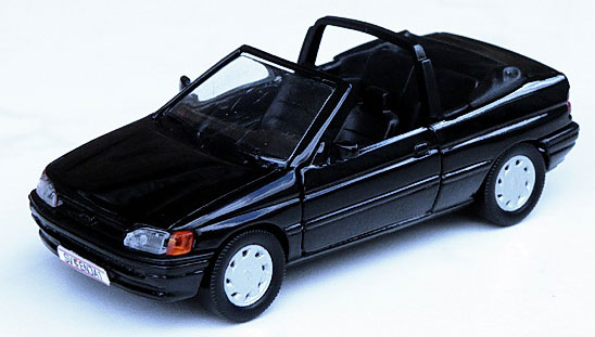 Ford Escort V Cabrio (ALL)