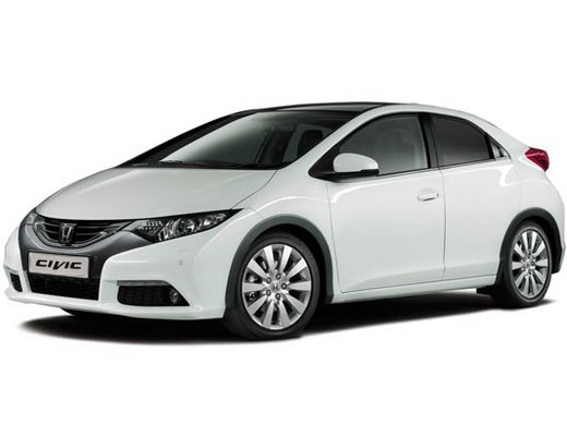 Honda Civic 5D IX