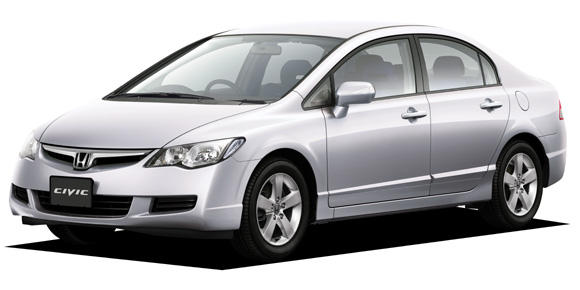 Honda Civic 4D VIII
