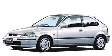 Honda Civic  Hatchback VI