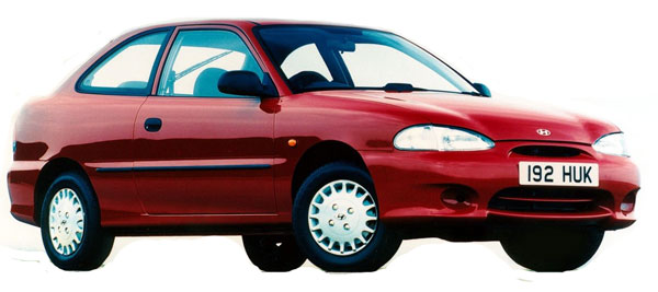 Hyundai Accent Hatchback I